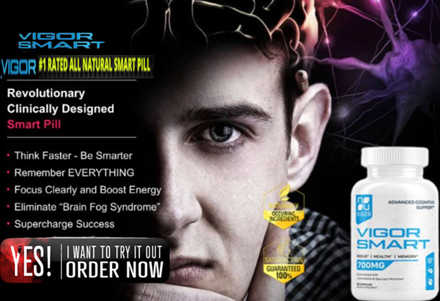 Smart Brain Booster Pills improving your memory focus