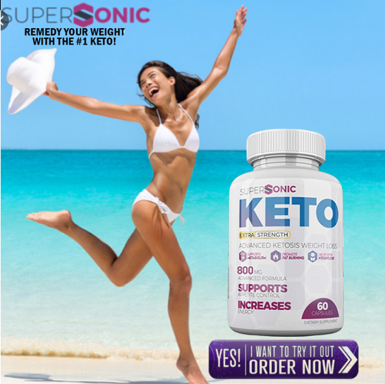 Supersonic Keto Diet natural and herbal formula