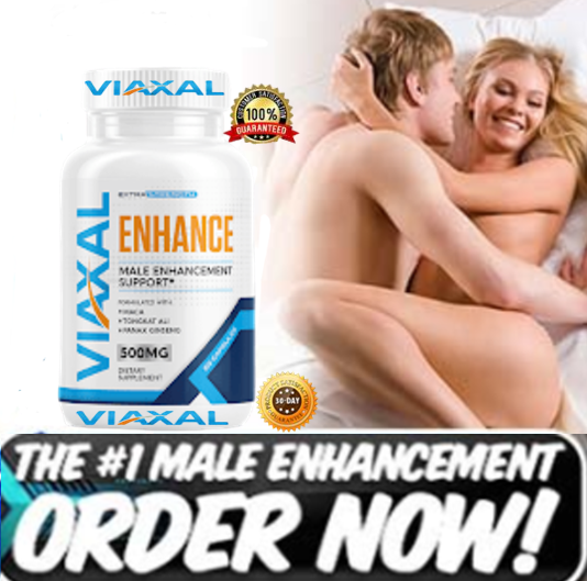 Viaxal Enhance Supplement A Youthful Sex Drive
