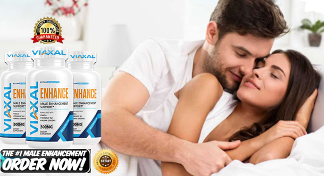Viaxal Enhance boost testosterone hormone levels in the male body