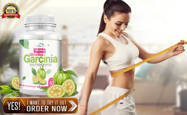 UltraMax Garcinia 100% natural and effective ingredients