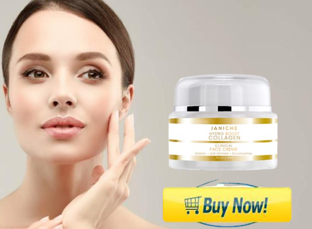 Janiche cream clean your face with warm water