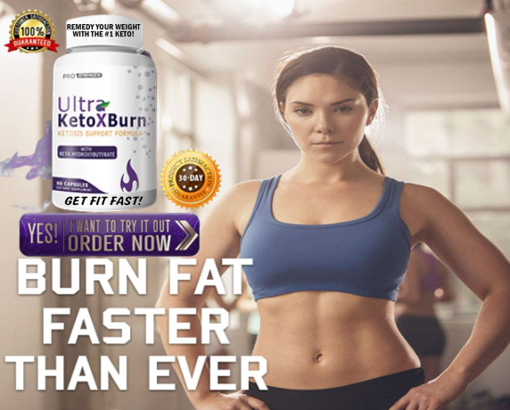 Ultra Keto X Burn loss the extra body weight with fat burning