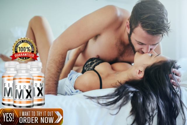 Firm MX Male Supplement Increase testosterone level in the sexual part.