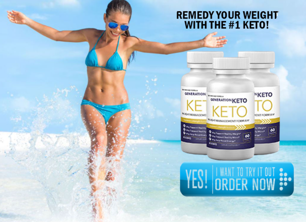 Generation Keto Pills Improve skin health