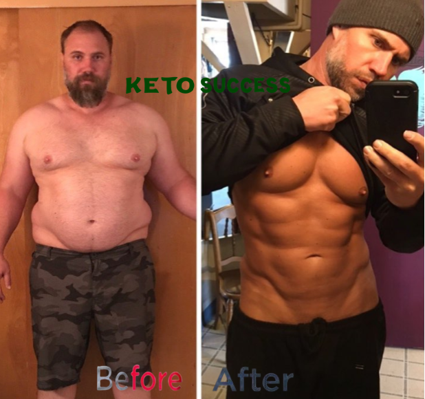Keto Success Diet all natural ingredients
