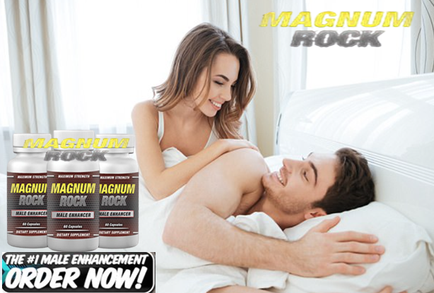 Magnum Rock Male Enhancement formula is geared towards turning you into a sex-machine