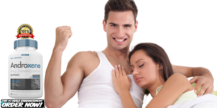Androxene Male Enhancement with all-natural ingredients.