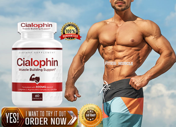 Cialophin Give a smooth and perfect Body Shape