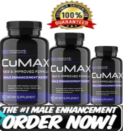 CuMax Right to make strong muscles with the perfect look