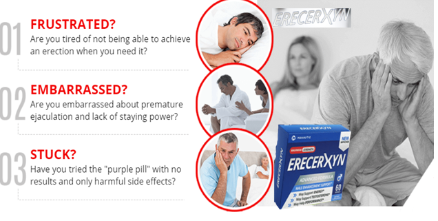 Erecerxyn Male Enhancement formula give sexual power