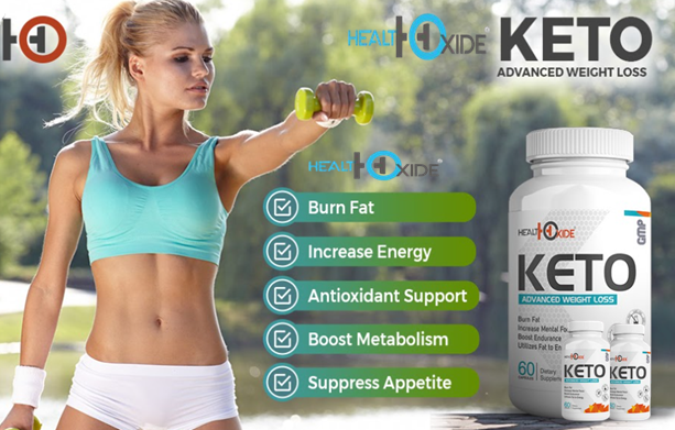 HealthOxide Keto Perfect to boost up metabolism