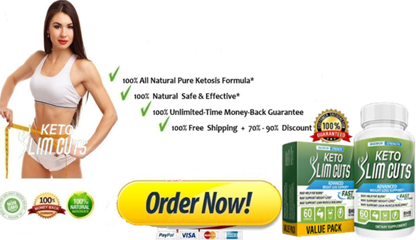 Keto Slim Cuts working as a ketogenic product and boosting fat burning
