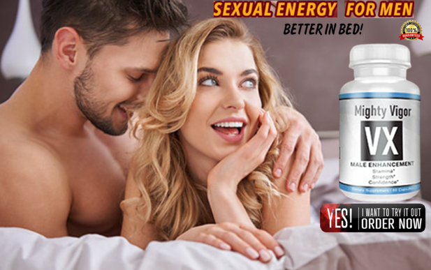 Mighty Vigor VX supplement increase penis size