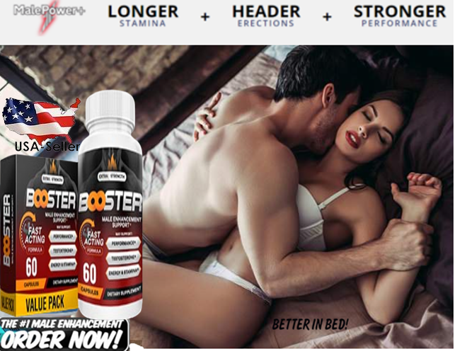 Booster Male Enhancement natural sex drive