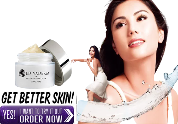 EdivaDerm cream make your skin young