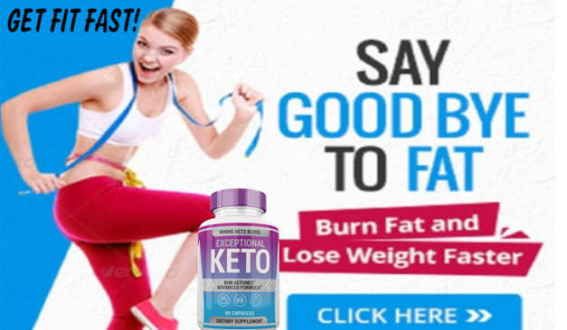Exceptional Keto Increase the metabolism