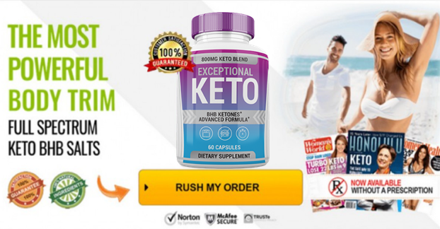 Exceptional Keto natural and herbal formula