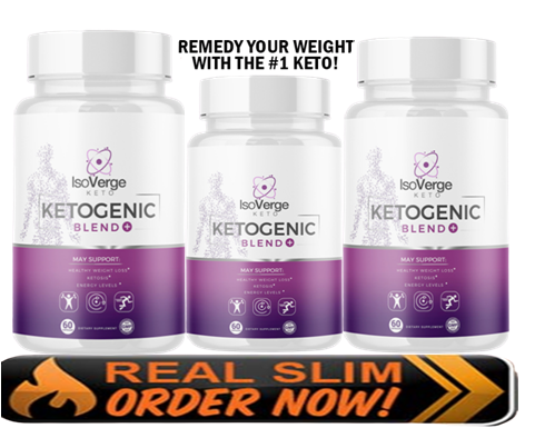 IsoVerge Keto weight loss formula review