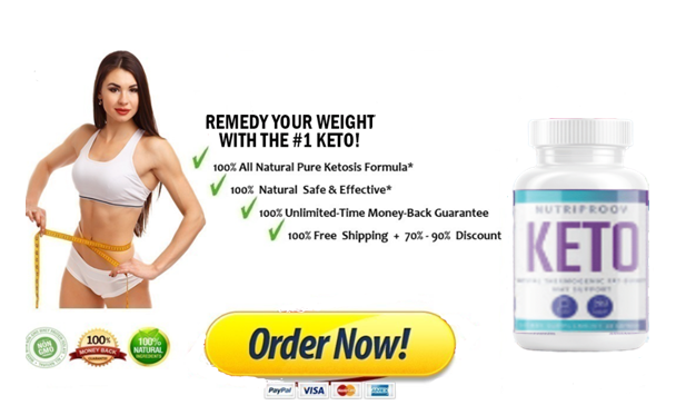 NutriProovKeto Best formula for weight loss