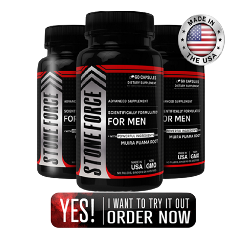 Stone Force Male Enhancement Review