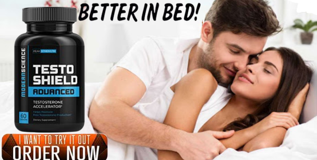 Testo Shield boost up your sexual power