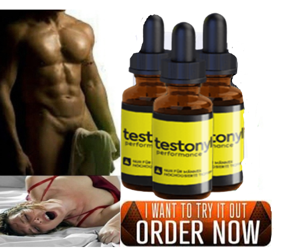Testonyl male enhancement oil increase the blood circulation