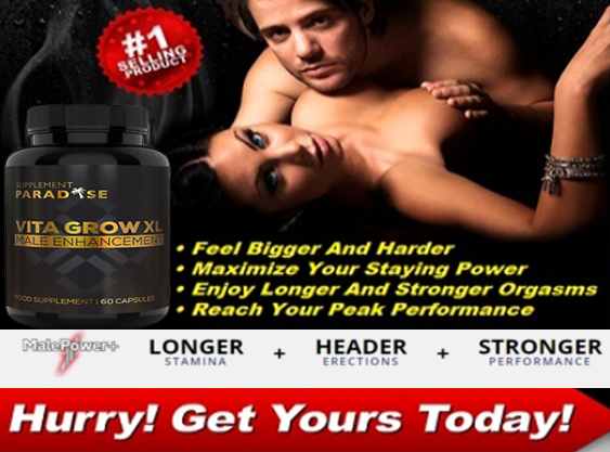 Vita Grow XL Fast to give all sexual power