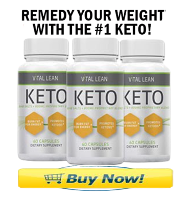 Vital Lean Keto Supplement Review