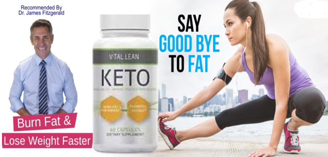 Vital Lean Keto best Supplement for weight loss