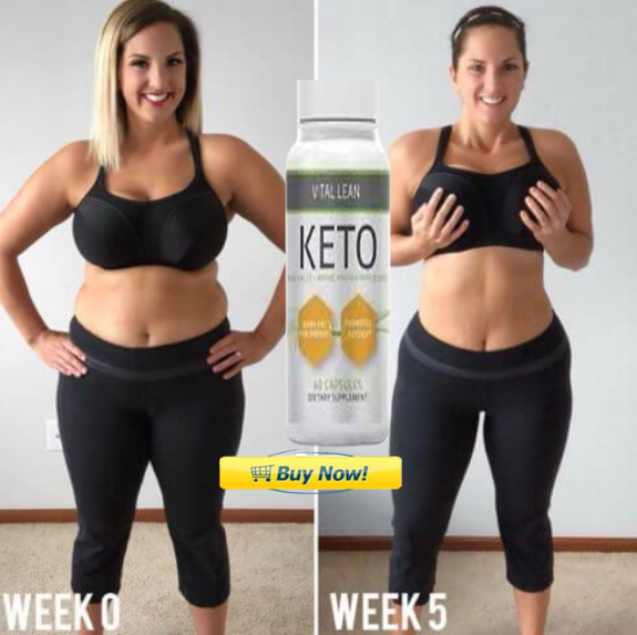 Vital Lean Keto best Supplement