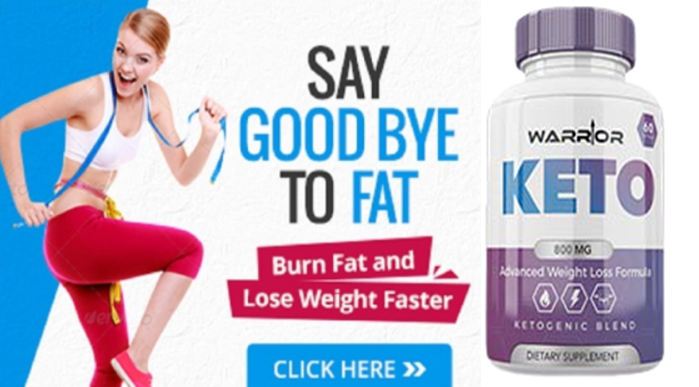 Warrior Keto Burn Fat Faster