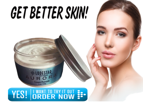 Aurora Cream beauty and anti-aging product
