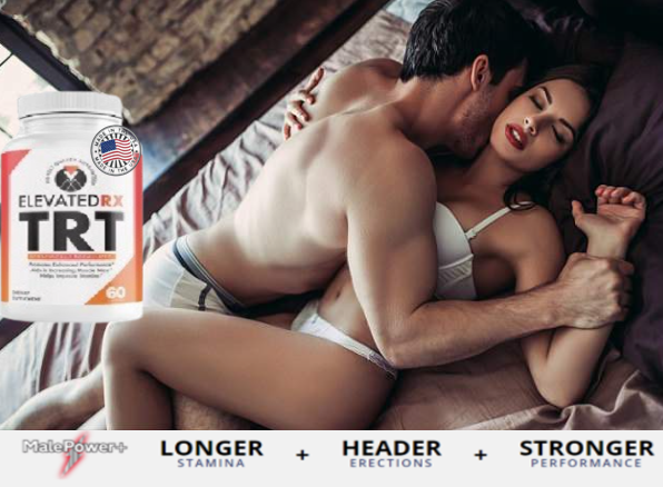 Elevated RX TRT pills review