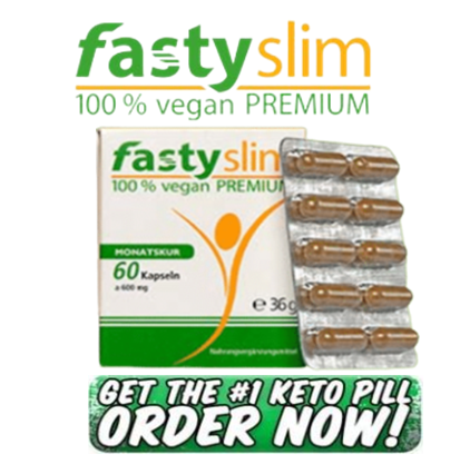 Fasty Slim pills review