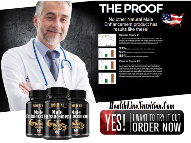 Gold XL Male Enhancement staying power