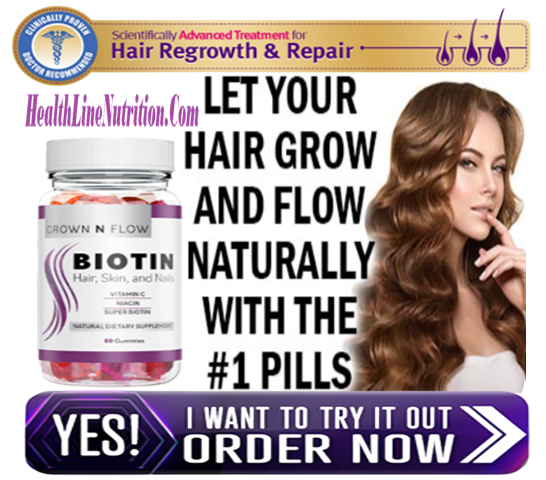 Grown Flow natural formula