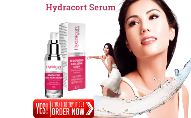 Hydracort skin Serum make your skin young