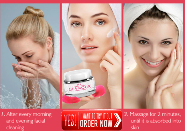 Try Glamour is unique formula for skin