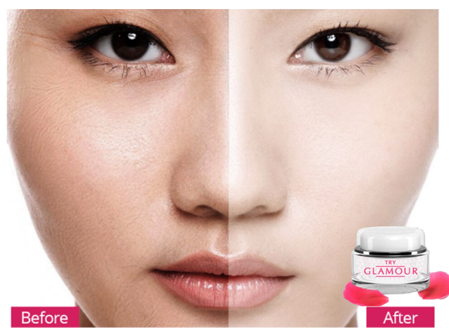 Try Glamour provide glowing skin
