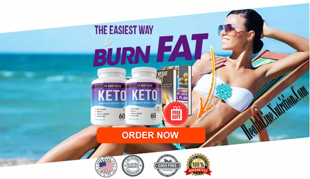Fit Body Keto Advanced Weight Loss formula