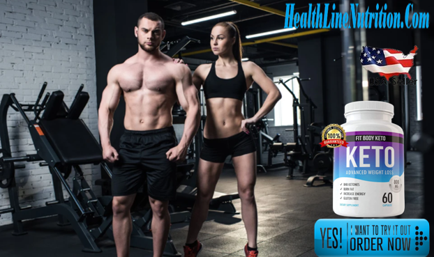 Fit Body Keto BHB formula