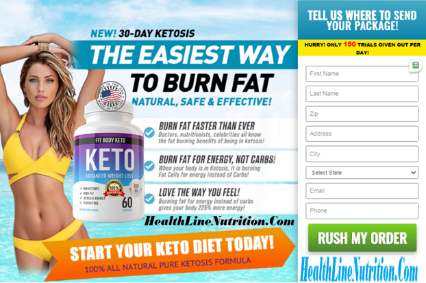 Fit Body Keto Review