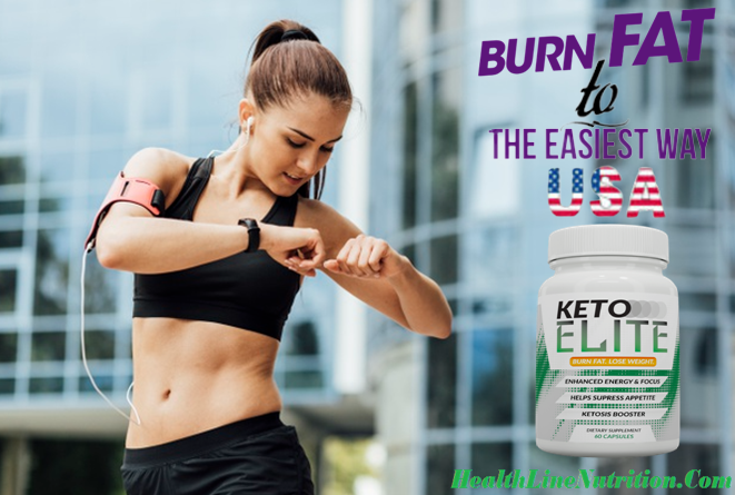 Keto Elite Diet Pills