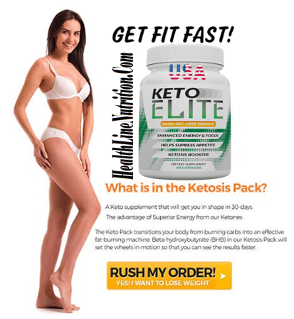 Keto Elite Pills Review