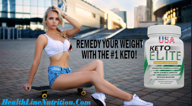 Keto Elite weight loss formula