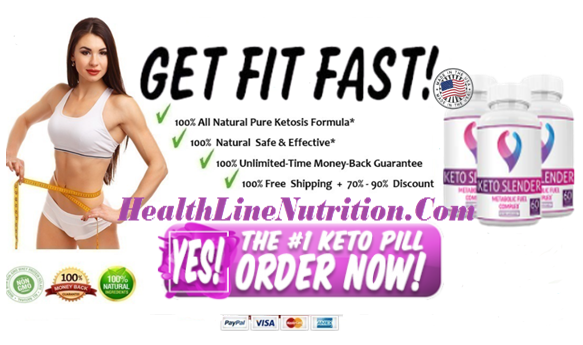 Keto Slender Pills Review