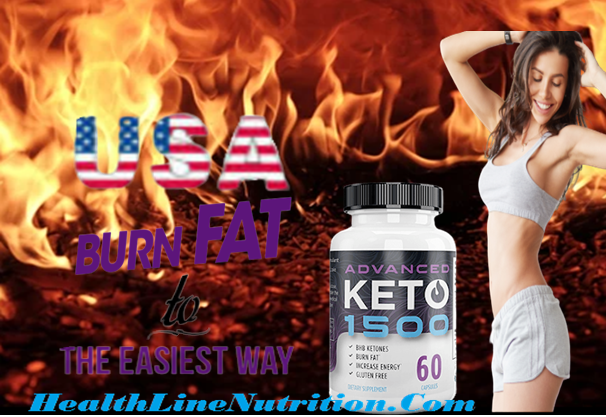 Keto 1500 Fat burning formula