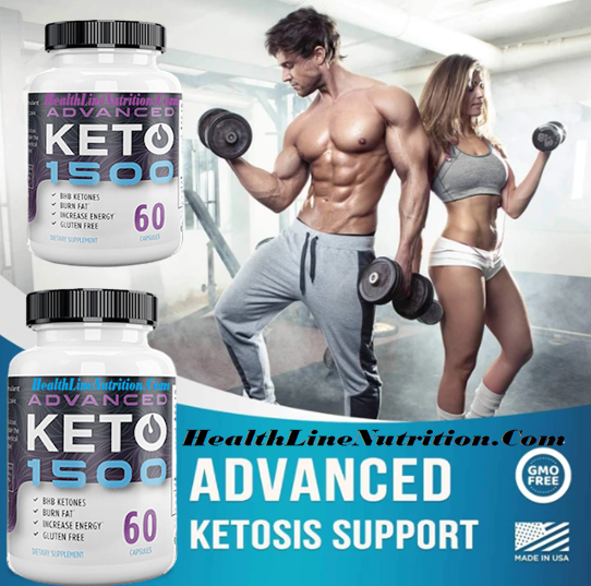 Keto Advanced 1500 Diet Pills
